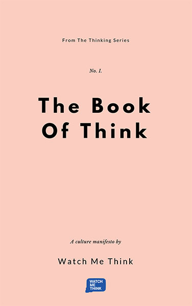 The Book of Think